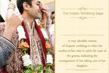 The Indian Wedding Saga / Indian weddings define Diversity. We talk about the diversity that is observed in every realm of the Indian weddings. Right from the traditional Indian ceremonies to some very interesting marriage customs and laws. � �