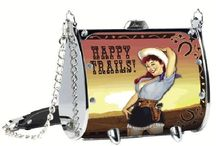 Delphia Dreams Littlearth Recycled License Plate Purses