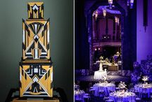 Wedding - art deco