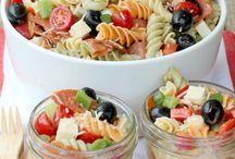 Salads / by Grace Graves