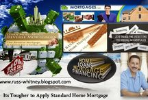 Russ Whitney Says Its Tougher to Apply Standard Home Mortgage