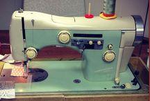 Vintage Machines / by Bonnie K Hunter