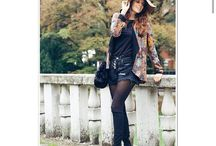 nila&nila: Angelica Alberti fashion blogger // high black stretch boots / Another #instamoment with the lovely Angelica!  www.shop.nila-nila.com  #instafashion #instablogger #madeinitaly  Read more: http://www.angelichic.com/as-a-chic-bad-girl/