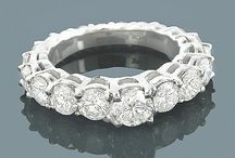 Journey Diamond Rings / Gold and diamond rings with refined design, choose the model you like best!