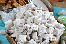 How many ways can I make puppy chow? / by Barb Mikielski