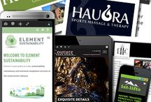 Business Websites / Useful information in design and structure of websites. Showcasing responsive WordPress websites built by Kaydee Web.