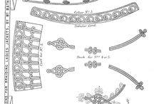 Victorian and steampunk patterns / DIY