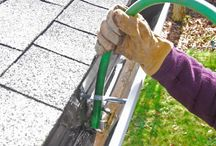 Spring Cleaning / It's that time of year to begin the Spring Cleaning. Don't neglect your curb appeal potential!