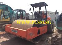 Vibratory Road Rollers and Tandem Road Rollers. / Road Construction Machinery