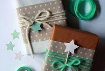 Impacchettare i regali