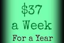 Frugal Living / Tips and Ideas For Frugal Living and Budgeting