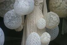 Lace ballons