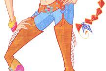 Winx bloom la tara