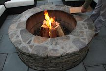 Fire Pits & Pizza Ovens / Outdoor Living & Fire Pits