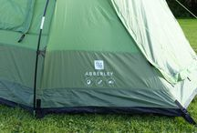 OLPRO Technical Family Tents / Protect you and your family in the Great British Outdoors with OLPRO technical tents.