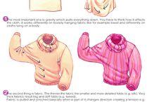 Folds & Fabric