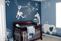 Blue Baby Room