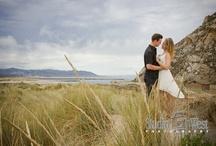 Engagement Portraits / San Luis Obispo County engagement photos by Dennis Swanson, Studio 101 West.