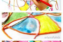 nápady / Výtvarná výchova