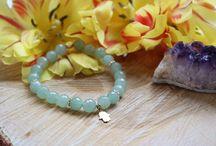 Jewelry by Clo // Healing Crystal Jewelry / MEANINGFUL JEWELRY ✨ http://JewelrybyClo.etsy.com/