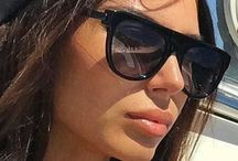 Brand of sunglasses
