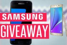 samsung Galaxy S7 GIVEAWAY!!