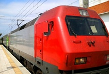 Trains & Railway Stations in Europe / Photos of trains and railway stations throughout Europe.