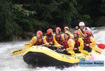 Extreme Waves Rafting 14 Agosto 2014