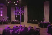 Wedding and Event Decor / Decor designed by the Studio @ ILUSION Productions, Inc. for weddings & events.