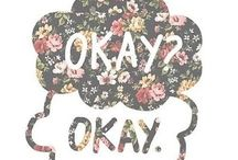 ☁︎THE FAULT IN OUR STARS☁︎