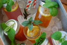 Recipes - Beverages / by Claudia Miller