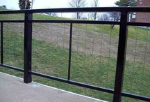 Commercial Cable Railing / Ultra-tec® Cable Railing components are architecturally designed for a sleek, elegant look & some of which even hide inside your end posts. Tamper-resistant and requiring virtually no maintenance, our cable railing components are economical and easy to install. They complement your exterior deck view and preserve spaciousness for your interior application. DIY ready-to-install cable railing assemblies now available.