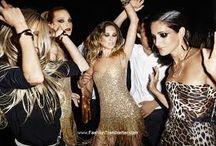 Party style!  / Vestidos cocktail dress Fiesta  party stylle vestidos cortos  look for the night club antros