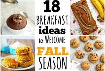 Amazing Recipes For Fall