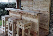 Ideias com madeira