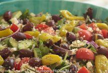 Salads and Soups and Such / Soups salads and such