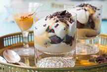 Desserts, Süßspeisen,...