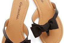 flip flop and sandals