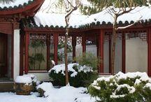 chinese garden Haren Holland