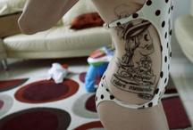 Tattoos / by Tiffany Blackwell