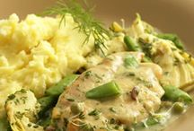 Recipes to try - Poultry / by Amy Geist