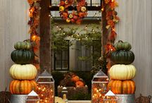 autumn {porches} / by Marci Welcker