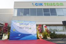 """CIK 14th anniversary / On the first day of fall on September 22nd 2017, CIK Telecom celebrated the opening of their new Toronto headquarters opening and 14th year anniversary. The theme """"Changes for the better, CIK grows with you"""" is so befitting because CIK can only change with the community that have made them grow over the years."""