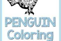 Coloring Pictures / Immagini da colorare