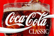 Always Coca-Cola / In 1886, when Atlanta and Fulton County passed prohibition legislation, Pemberton responded by developing Coca-Cola, essentially a nonalcoholic version of French Wine Coca.[8] The first sales were at Jacob's Pharmacy in Atlanta, Georgia, on May 8, 1886. It was initially sold as a patent medicine for five cents a glass at soda fountains, which were popular in the United States at the time due to the belief that carbonated water was good for the health. / by Weird Master