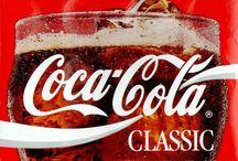 Coca Cola / by Alicia Strickland Jaeckel