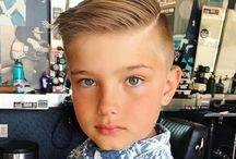 Peinados hombres y niños :3