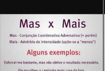 Dicas importantes de Português
