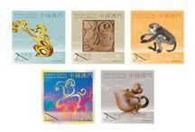 Macau 2016 Stamps / Macau Post 2016 Stamp Issues
