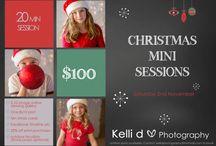 Photography Mini Sessions